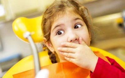 ¿Porque tus hijos temen al dentista?