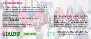 Ziving Tomas Sastre. El mejor centro de Ortodoncia en Palma de Mallorca especializado en ortodoncia infantil