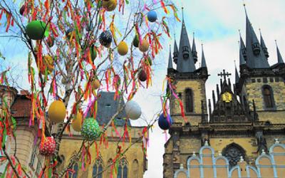 ¿Que hacen nuestros vecinos en Pascua….?