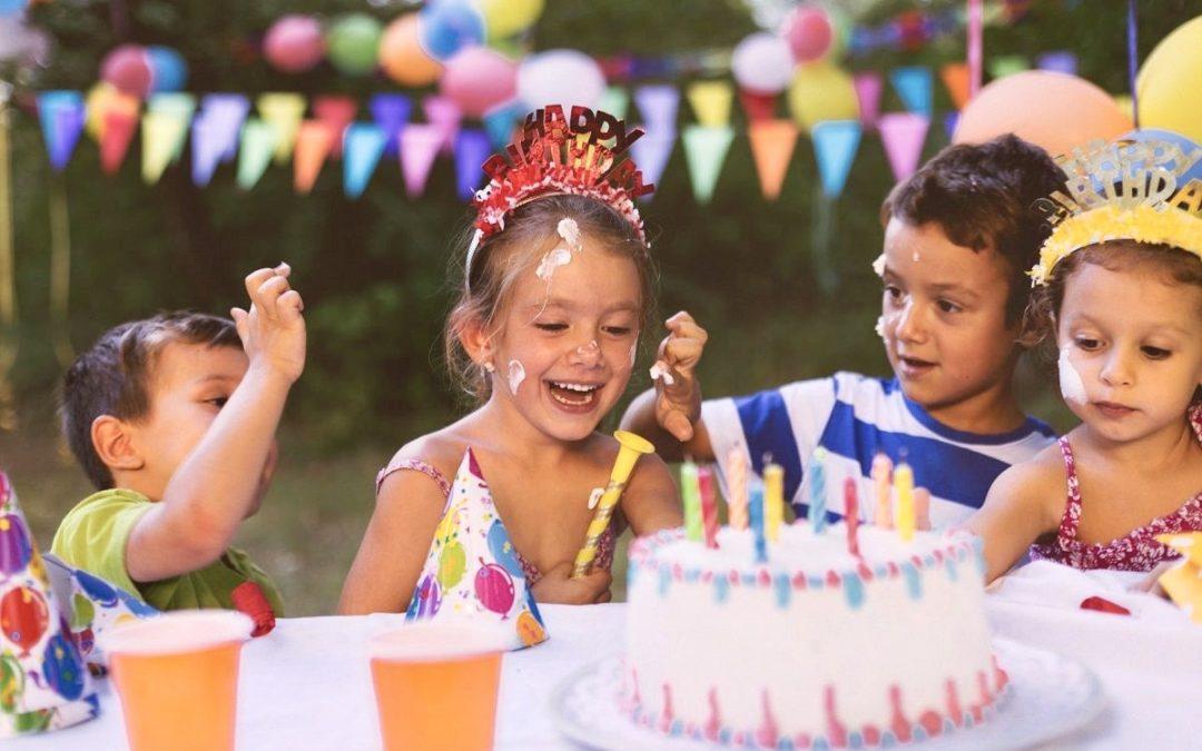 ¿Recuerdas el último cumpleaños al que llevaste a tu peque?